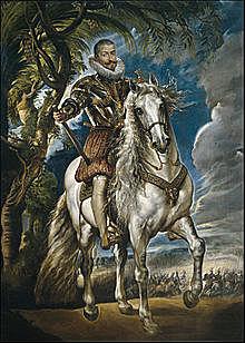 El rey titula al I Duque de Lerma