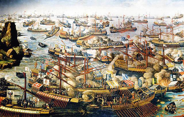 Batalla de Lepanto (1571)