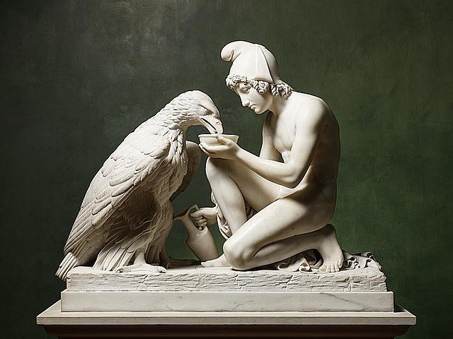 Ganímedes i l'àguila