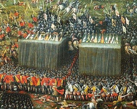 Batalla de la Montaña Blanca (1620)