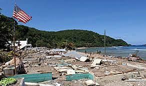 Samoa Earthquake ( Samoan Islands)