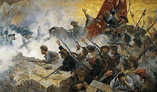 Rebelión en Cataluña (1640/1652)