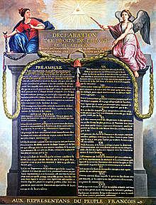 DECLARACIÓN DEL HOMBRE Y DEL CIUDADANO