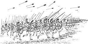 Esparta y Atenas vencen a Tebas en la batalla de Mantinea