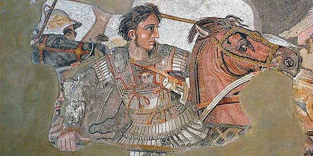 Filipo II muere y le sucede su hijo Alejandro