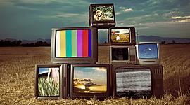 История развития телевидения в России timeline