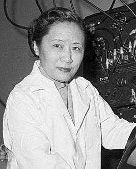 Chien Shiung Wu