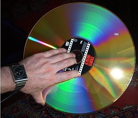 disco lasser