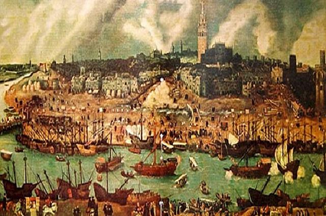 Crisis del comercio con las Indias (1610-1620)