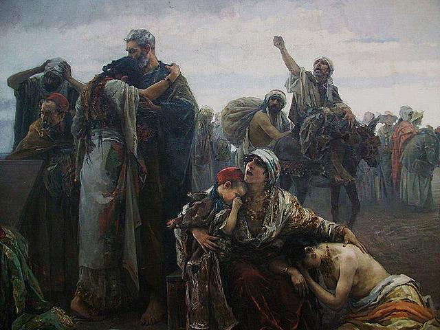 La expulsión de los moriscos
