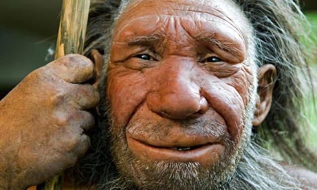 Modern humans (100,00 years)