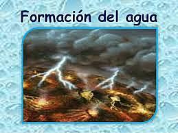 Teoria del origen del agua en la tierra