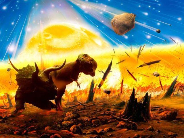 65 Million Years Ago: End Cretaceous