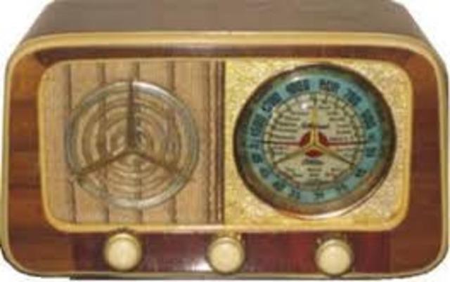 Aparició de la Ràdio