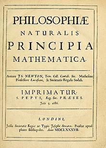 Newton's Book