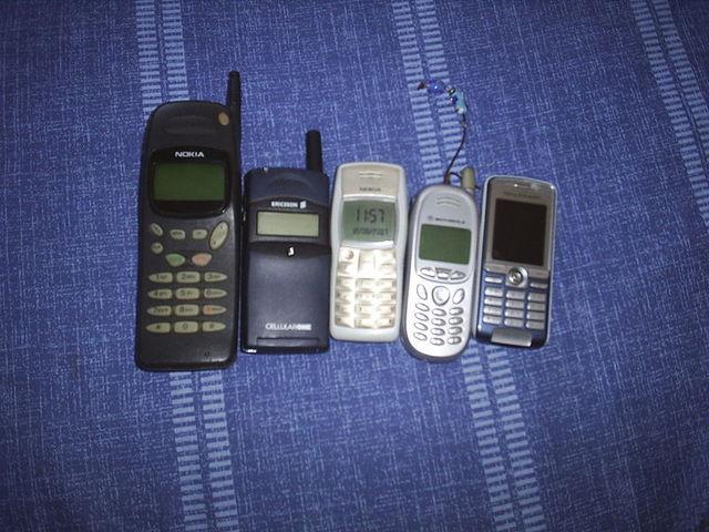 El telèfon mòvil
