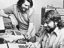 Met Steve Jobs