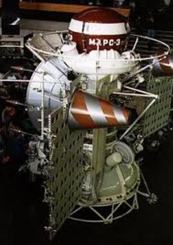 Mars Lander Failure