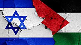 Israel - Palæstina timeline