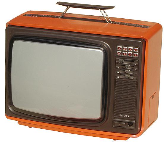 Телевизоры 1980-90х