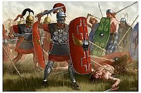 The Roman campaigns