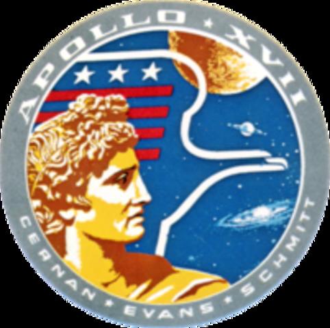 Apollo 17 Launch
