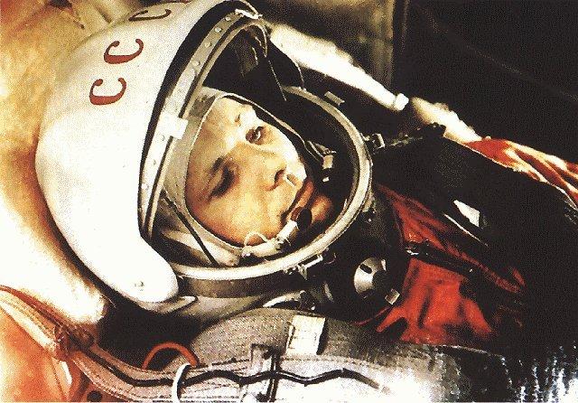 1a persona a l'espai