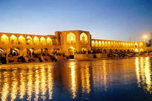 Istfahan Declared Capital