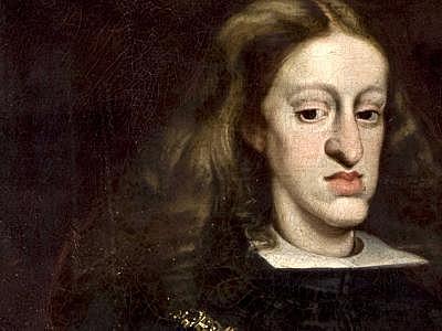 Carlos II asume el trono