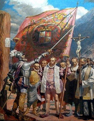 Permission to Conquer Peru