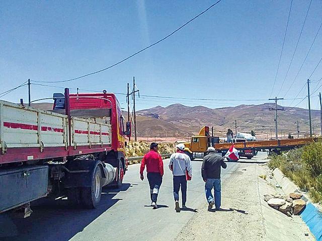 Potosí: Abrogan el decreto del litio, pero el paro sigue