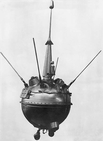 Lunna 2 (first spacecraft to land on the moon)