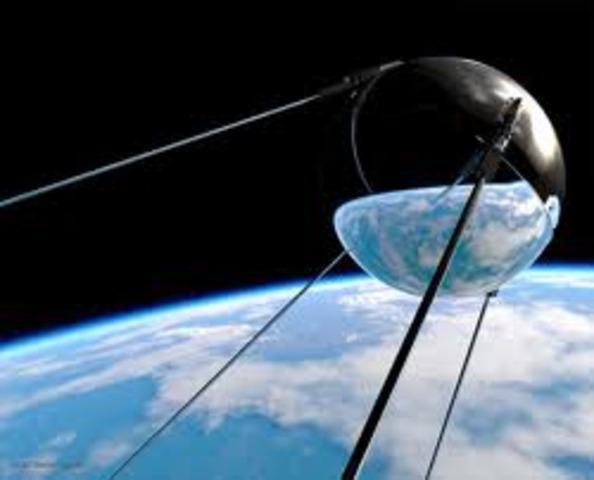 First Artificial Satellite (Sputmik)