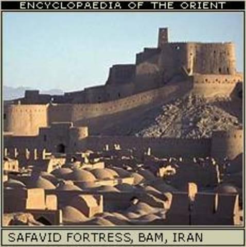 Safavids Return Lost Land