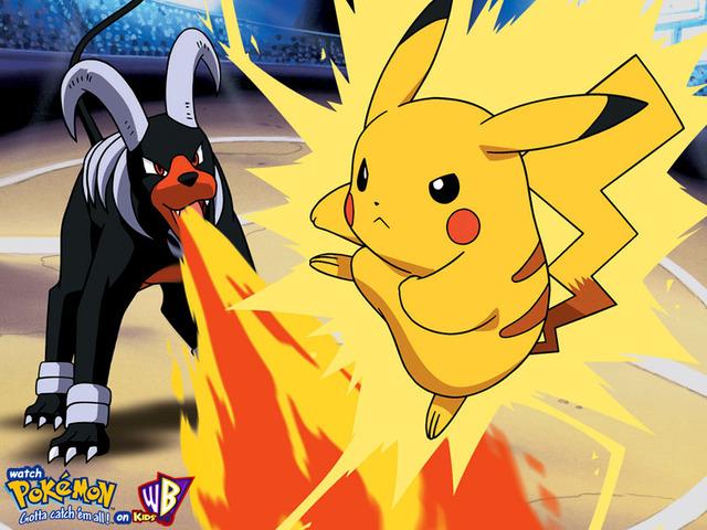 I knew pokemon games