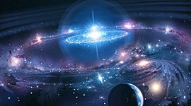 Teorías del universo timeline