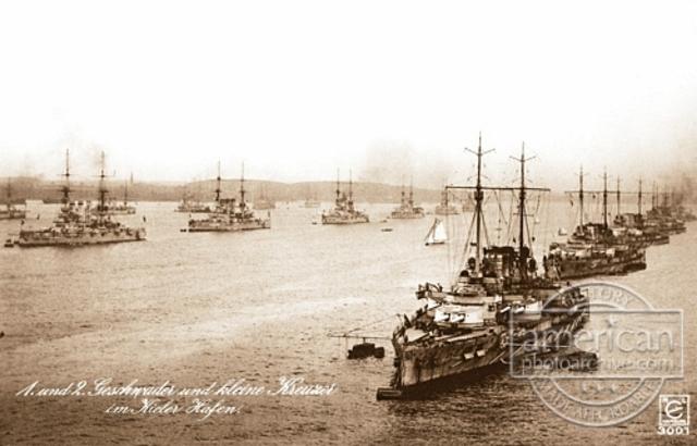 German naval expansion