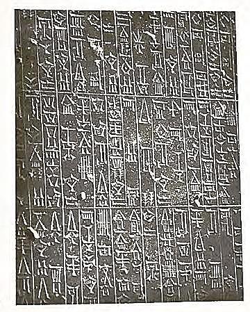 Desarrollo de los jeroglíficos en Egipto como representaciones ideográficas.