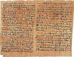 Los sacerdotes habían desarrollado para los escritos religiosos