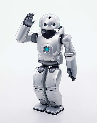Детский робот QRIO