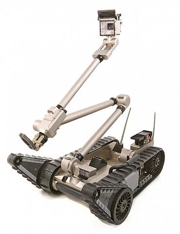 Начало военной робототехники