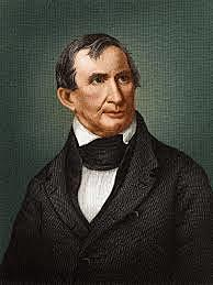 William Henry Harrison is elected president