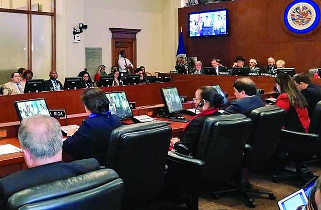 En la OEA Pary habla de golpe;13 países ven anomalías en comicios