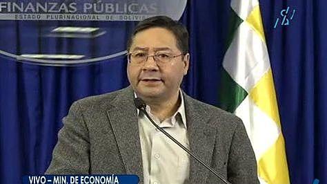 Gobierno dice que tendrá que suspender pago de la Renta Dignidad debido al paro