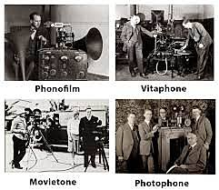 Vitaphone y movietone
