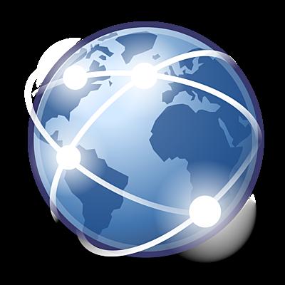 Frise SNT l'évolution d'internet timeline