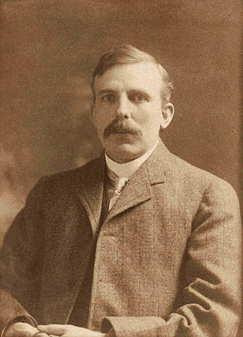 Work of Ernest Rutherford