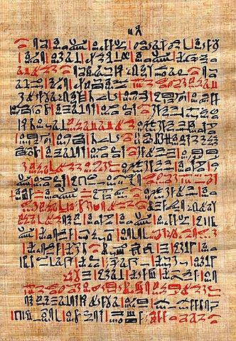Papiro egipcio y diabetes