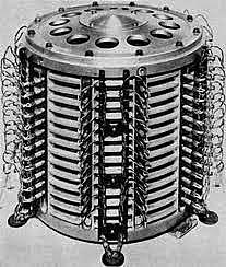 20 dispositivos de almacenamiento tambor magnetico