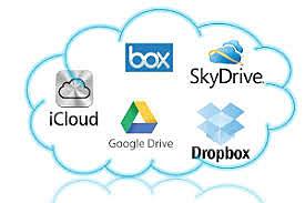 20 dispositivos de almacenamiento almacenamiento cloud